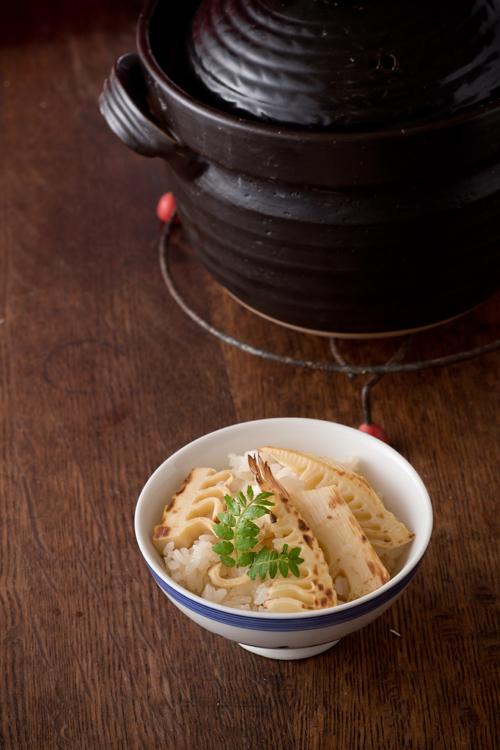 タケノコご飯2