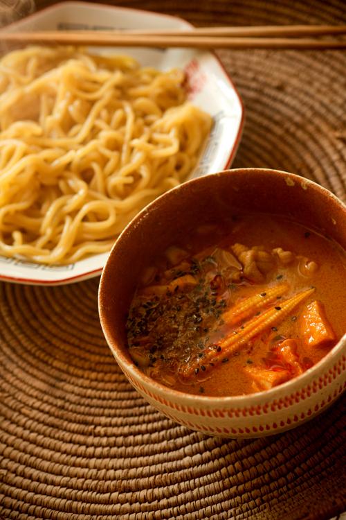 カレーつけ麺2