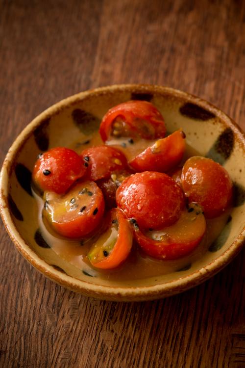 トマトの味噌漬け3