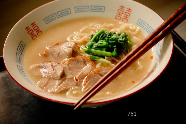 濃厚鶏拉麺