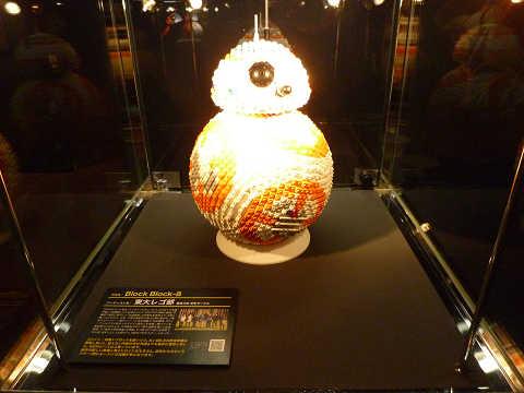 スター・ウォーズ BB-8 レゴブロック