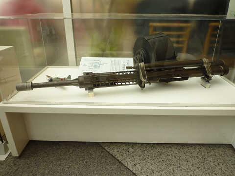 ゼロ戦 靖国神社 20ミリ機銃