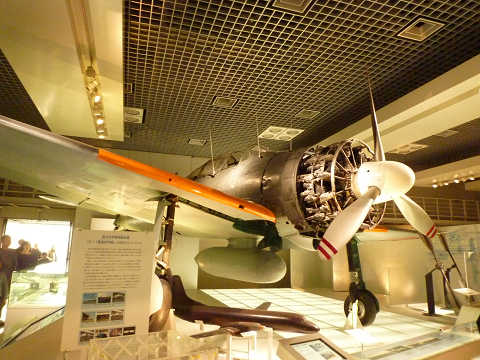 ゼロ戦 国立科学博物館 上野