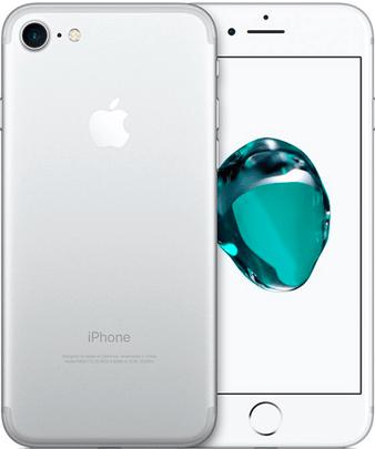 iPhone7シルバー
