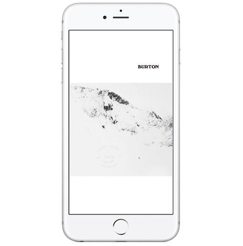 BURTON fw app