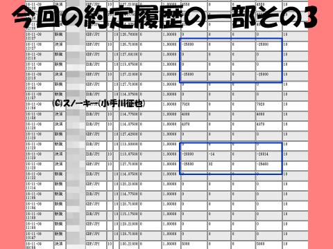 20161113【デモ】ループ・イフダン検証ブログ約定履歴3