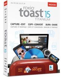 Toast15パッケージ