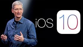 iOS10とTim Cook