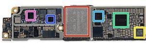iPhone7ロジックボード
