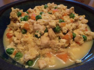5.1炒り豆腐