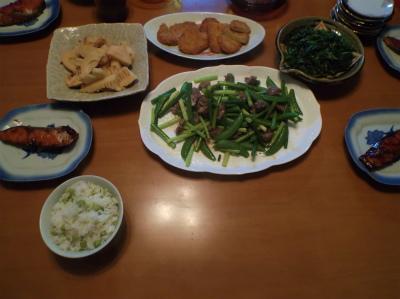5.12夕食