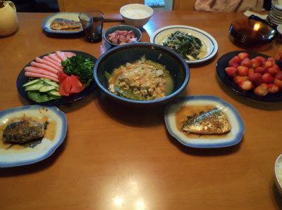 5.14夕食