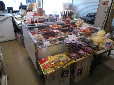 5.21韓国食品の店