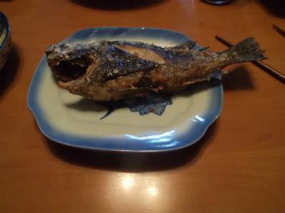 5.23魚の空揚げ