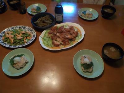 5.28夕食
