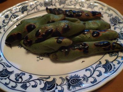 5.29焼き空豆