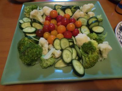 6.3野菜たっぷりサラダ