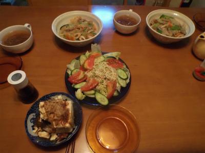 6.6夕食