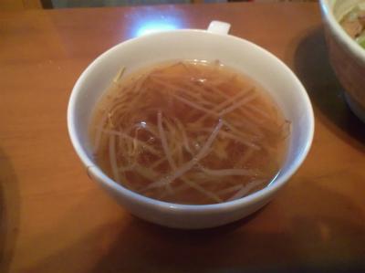 6.6モヤシスープ