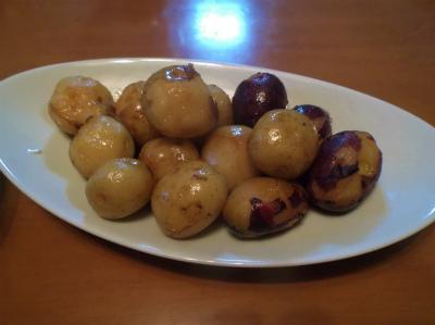 6.14ジャガイモのオイル煮