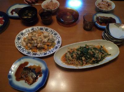 6.19父の日の夕食