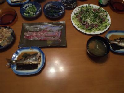 7.31夕食