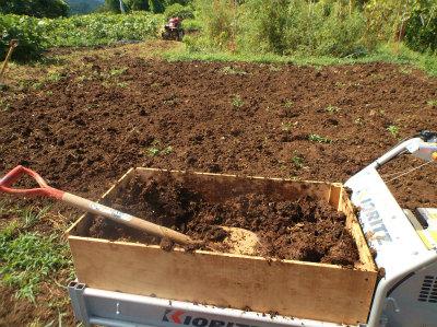 8.17堆肥置き