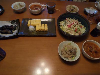 8.28夕食