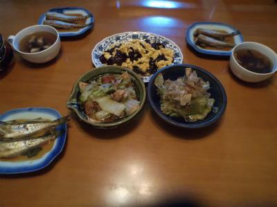 9.3夕食