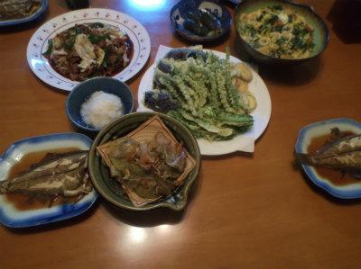 9.17夕食