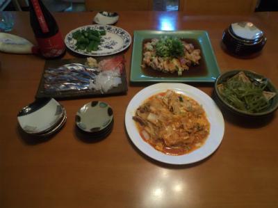 9.18夕食