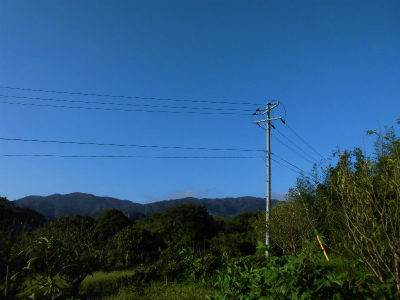 9.24秋の空