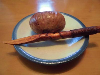 9.26栗のお菓子