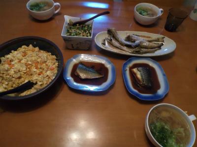 10.2夕食