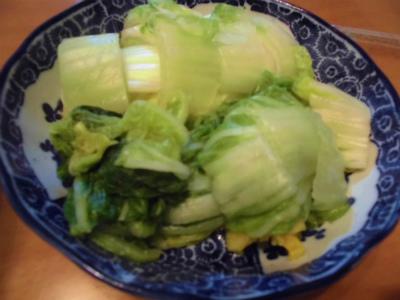 10.8白菜漬け