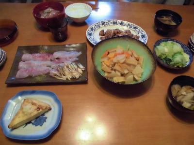 10.8夕食