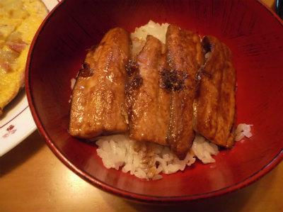 10.15秋刀魚の蒲焼丼