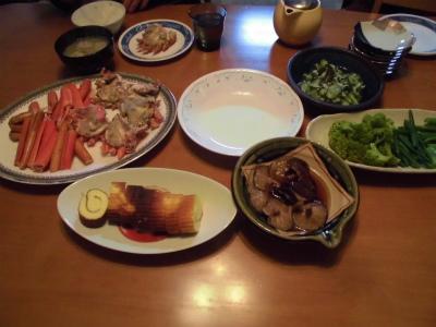 10.31夕食