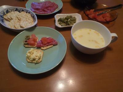 10.1朝食