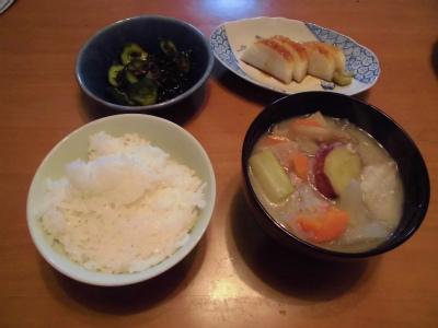 10.28朝食