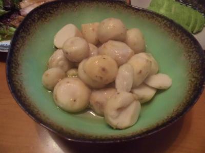 10.10里芋の煮付