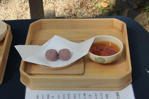 下鴨神社・申屋(さるや)の申餅_H28.03.03撮影