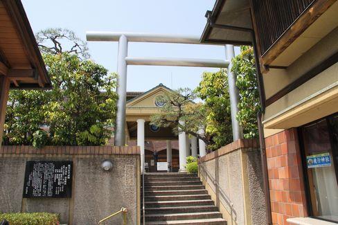 飛行神社・鳥居_H28.05.02撮影
