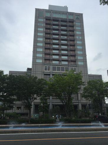 ホテルオークラ京都・外観_H28.06.30撮影