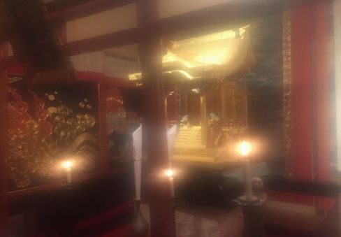 八幡山・ご神体_H28.07.23撮影