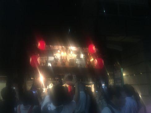 橋弁慶山・ご神体_H28.07.23撮影