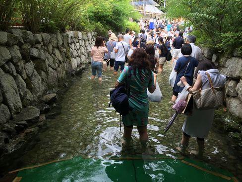 下鴨神社・みたらし祭_H28.07.24撮影