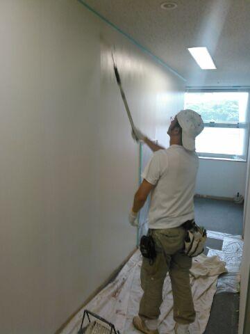 オフィス塗装5