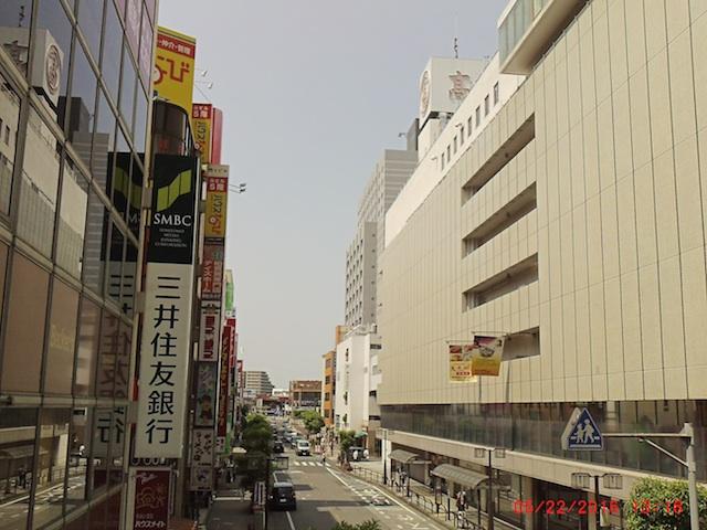 西口通り1