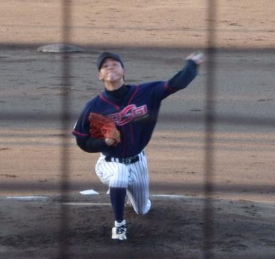 P8233683 コスギ先発投手